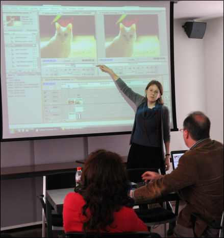 Núria Aidelman (Foto: Prats i Camps)